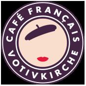Cafe Francais Sticky Logo